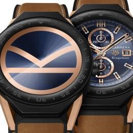 TAG Heuer выпустит часы Connected Modular 45 Kingsman Special Edition