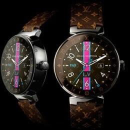 Первые смарт-часы от Louis Vuitton – Tambour Horizon