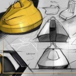 Желтый чайник в честь 40-летия Renault