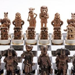 Шахматы бизнес против чиновников