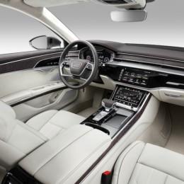 Обзор Audi A8 2019