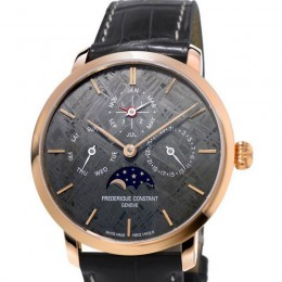Часы Frederique Constant Manufacture Perpetual Calendar для выставки Only Watch 2017