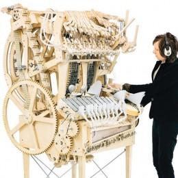 Оркестровый аппарат за 95 000 $