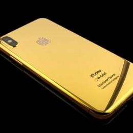 Золотая версия iPhone 8 доступна для предзаказа