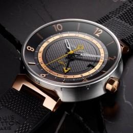 Новая коллекция часов Tambour Moon от Louis Vuitton