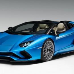 Lamborghini Aventador S Roadster за 460 тысяч долларов