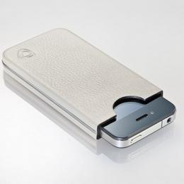 Белый чехол для iPhone