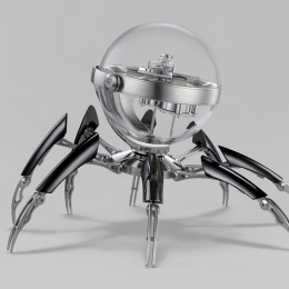 Будильник-осьминог MB & F от компании L'EPÉE 1839
