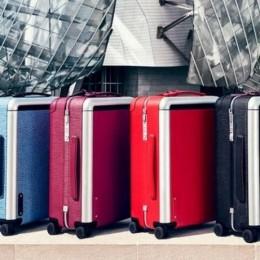 8 новых дизайнов чемоданов Louis Vuitton из коллекции Horizon
