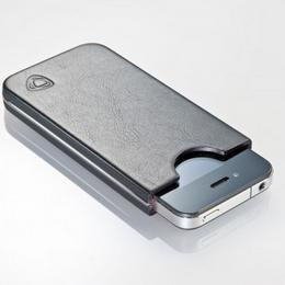 Черный чехол для iPhone 4