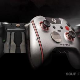 Особый Xbox One в память о Поле Уокере и контроллеры, вдохновленные Porsche