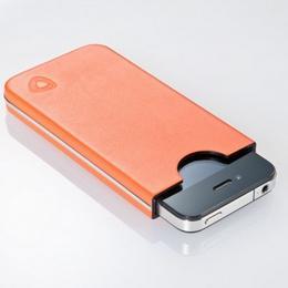 Мандариновый чехол для iPhone