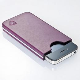 Аметистовый чехол для iPhone