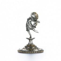 Статуэтка из серебра Дева