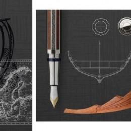 Викинги: Ручка года 2017 от Graf Von Faber-Castell