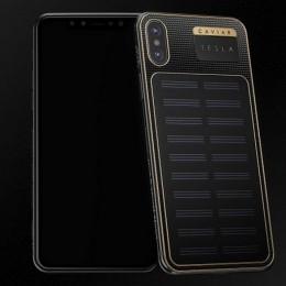 Российская компания создала самозаряжающийся iPhone X стоимостью 4500 $