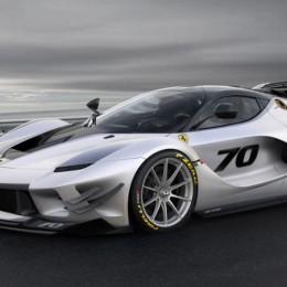 Новый Ferrari FXX-K Evo – хардкорный болид для простых смертных