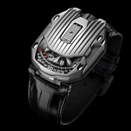Часы Urwerk Ur-105 CT Streamliner