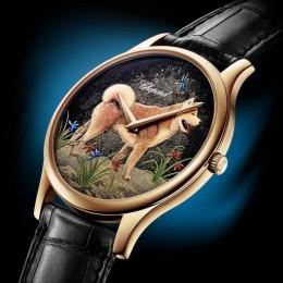 Chopard – L.U.C XP Urushi – часы в честь года собаки