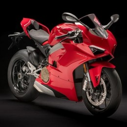 Представлен новый Ducati Panigale V4