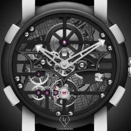 Romain Jerome представляет Бэт-часы со светящимся Бэт-сигналом на циферблате