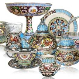 Чайный набор Царицыно