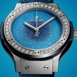 Часы Hublot, вдохновленные Мальдивами