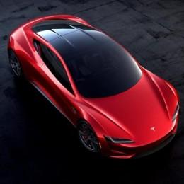 5 вещей, которые нужно знать о Tesla Roadster