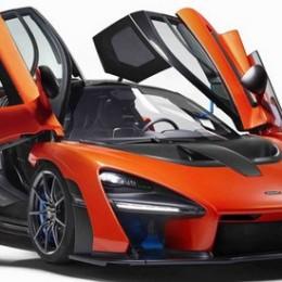 Это McLaren Senna
