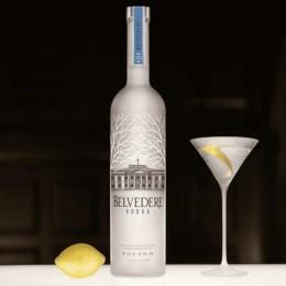 Взболтать, но не смешивать: официальный мартини 007