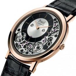 Самые тонкие автоматические часы в мире – Piaget Altiplano Ultimate Automatic