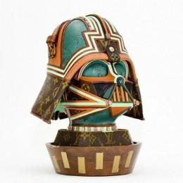 Эксклюзивные вещи по «Звездным войнам» из старых сумок Louis Vuitton