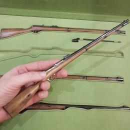 5 винтовок Бердана (1:3)
