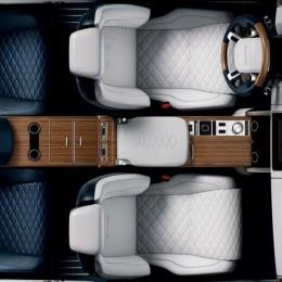 Двухдверный внедорожник Range Rover