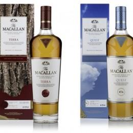 Macallan представили эксклюзивную коллекцию The Quest