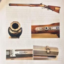 Капсульный штуцер 19 века