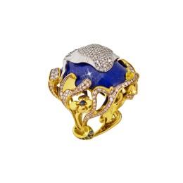 Кольцо «Скат»