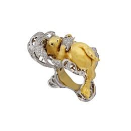 Кольцо «Калан»