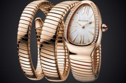 Serpenti Misteriosi – шедевр ювелирных часов от Bulgari