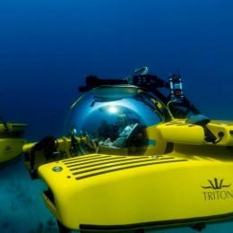 Подводный аппарат за 40 миллионов долларов – новая игрушка супер-богатых