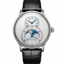 Grand seconde moon silver