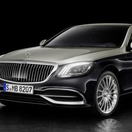 Новый Mercedes Maybach S-Класса снова похож на Maybach