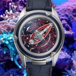 Ulysse Nardin Freak Vision Coral Bay