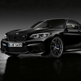 Новый купе BMW M2 Edition Black Shadow – черная тень