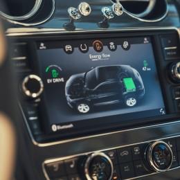 Первый роскошный гибрид в мире – Bentley Bentayga Hybrid