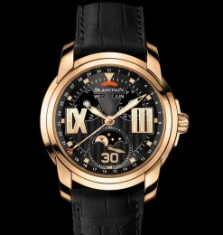L-Evolution Moonphase 8 Days Rose Gold