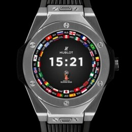 Hublot выпустила смарт-часы в преддверии Чемпионата мира по футболу 2018