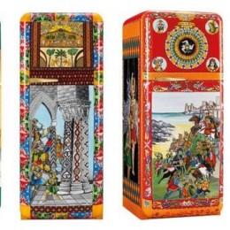 Холодильники от Dolce & Gabbana и Smeg по 50000 $ за штуку