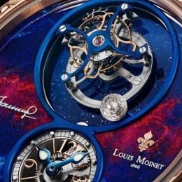 Потрясающие часы от Louis Moinet в честь первого человека в космосе