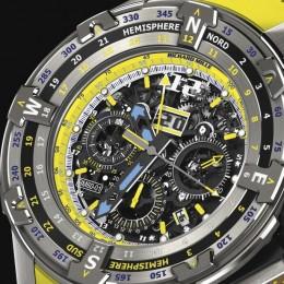 Richard Mille выпустили новые часы для регаты за 161 тысяч $